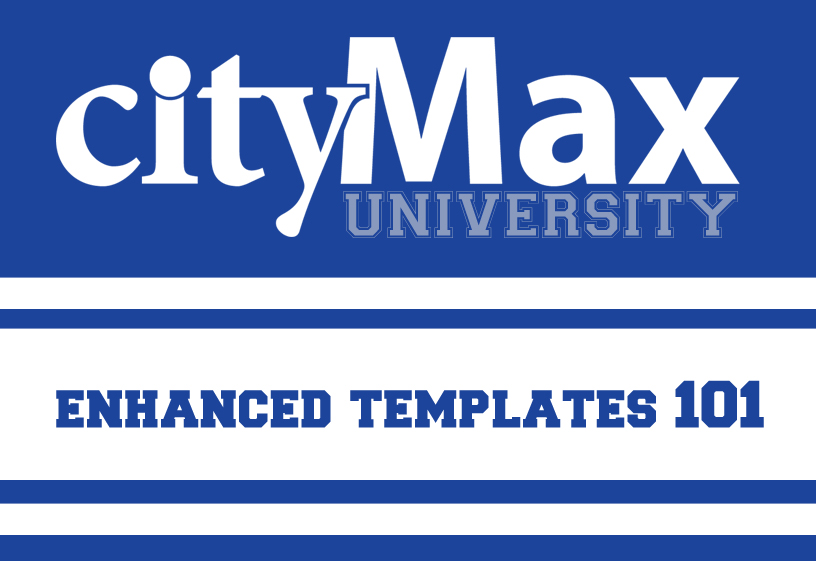 citymaxu header NEW: CityMax University Livestreams!